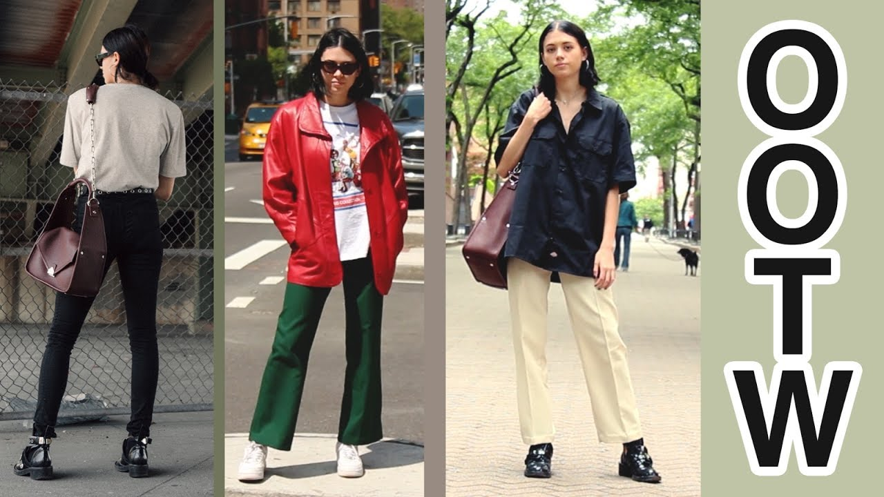 5 Summer Outfits: NYC OOTW 5