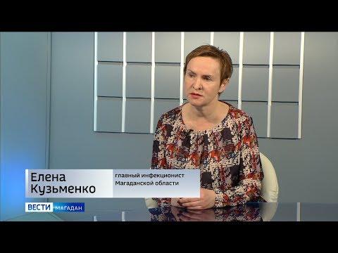Главный  инфекционист региона Елена Кузьменко о самоизоляции и профилактике коронавируса