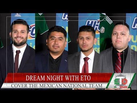 DREAM NIGHT WITH EL TRI ONLINE 2018