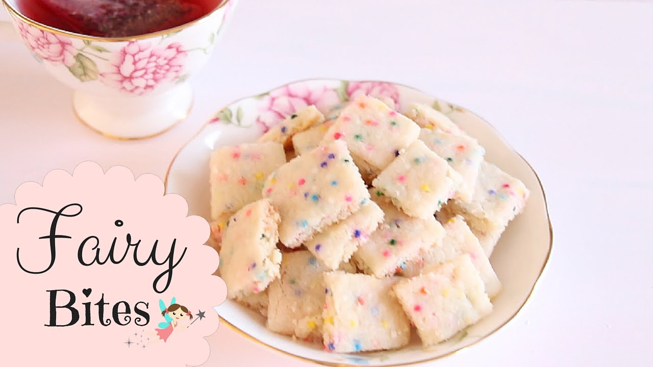 Fairy cookies recipe