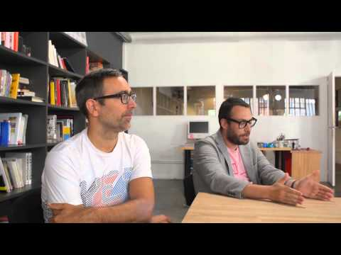 Pablo Juncadella & Tilman Solé (Mucho) Commentary