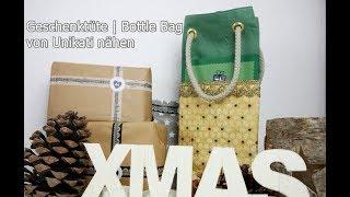 Geschenktüte | Bottle Bag von Unikati nähen