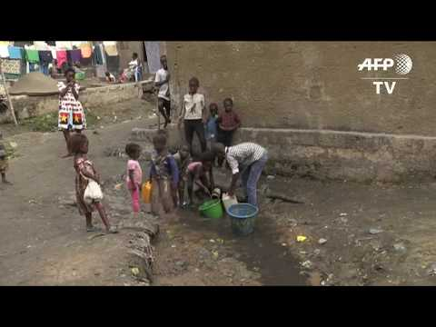 Cholera On The Rise In Democratic Republic Of Congo - UN
