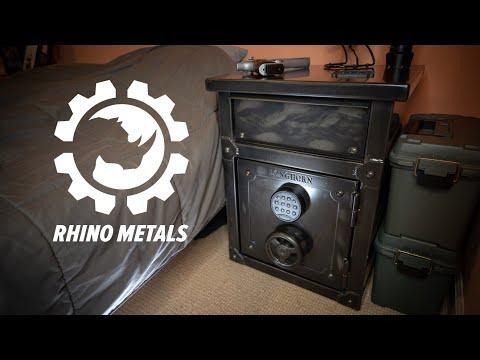 Nightstand Safe! | Rhino Metals