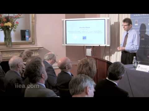 Charles Grant on The Future of Europe -