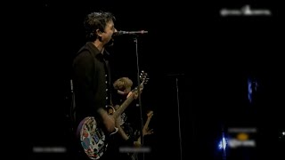 Green Day – Waiting / When I Come Around (Live in Mexico-City) (Pro-Shot HD)