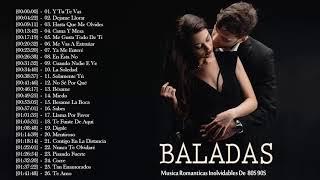 Viejitas Pero Bonitas Baladas Romanticas Para Enamorados En Español, Musica Romantica De Amor
