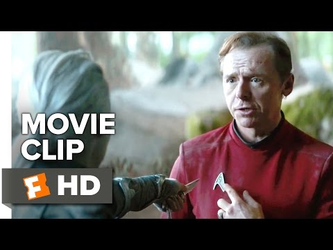 Star Trek Beyond Movie CLIP - Scotty Meets Jaylah (2016) - Simon Pegg Movie