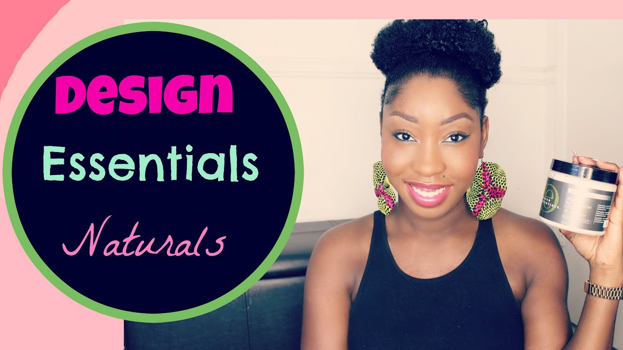 design essentials natural hair styles design essentials line demo review 2629 | maxresdefault