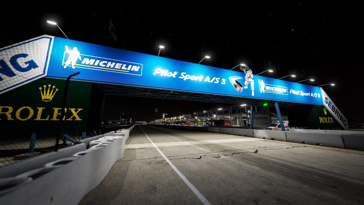 Circuit 2 de la manche 9 du championnat de France Forza Motorsport 6