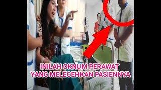 Viral,,Perawat Lecehkan pasien wanita cantik sa'at dibius.