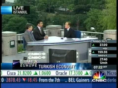 CNBC Europe TBiz 08062001 (Istanbul) Edit