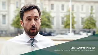 Minister Murphy invites Proposals for €2 billion Urban Regeneration and Development Fund