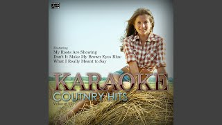 International Harvester (In the Style of Craig Morgan) (Karaoke Version)