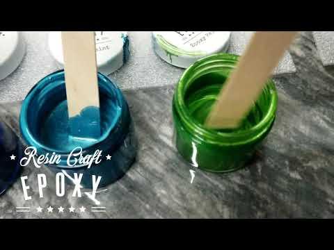 Resin Craft Epoxy ::  Epoxy Paints, by Resin Craft Epoxy