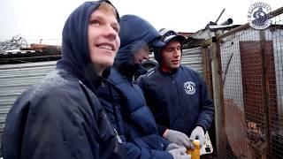 Молодёжка «Динамо СПб» в приюте для животных (12.10.19)