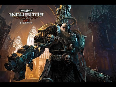 Download Youtube: Warhammer 40,000: Inquisitor - Martyr (Alpha) - Plague Marine Beatdown