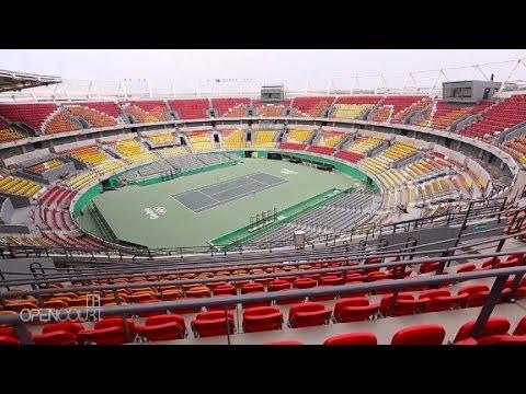 Olympic confidential: Inside Rio 2016 Tennis Center