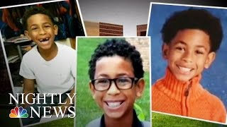 8-Year-Old Boy Commits Suicide After Being Bullied | NBC Nightly News