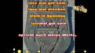 Karaoke Beatles Let it be Lass mal gut sein Instrumental Cover Deutsch IWS Karaoke