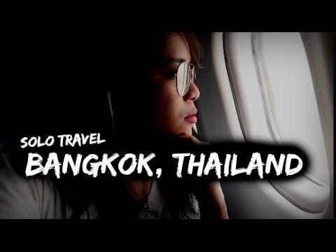 VLOG #5:- SOLO FEMALE TRAVELER #2: BANGKOK, THAILAND