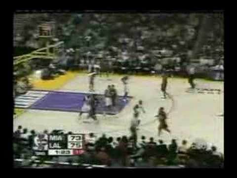 Kobe Bryant 42 points Christmas Day 2004-05 *Shaq