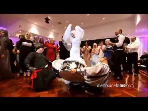 Syrian-Lebanese wedding in Australia