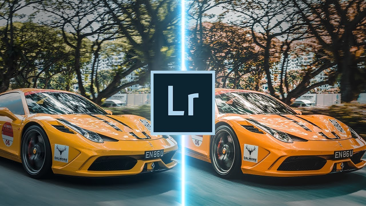 How To Edit Instagram Photos Like @NorthBorders| Lightroom NorthBorders Colourgrade Tutorial|📷🏎️