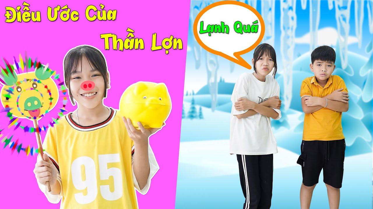 Download Điều Ước Của Thần Lợn ♥ Min Min TV Minh Khoa