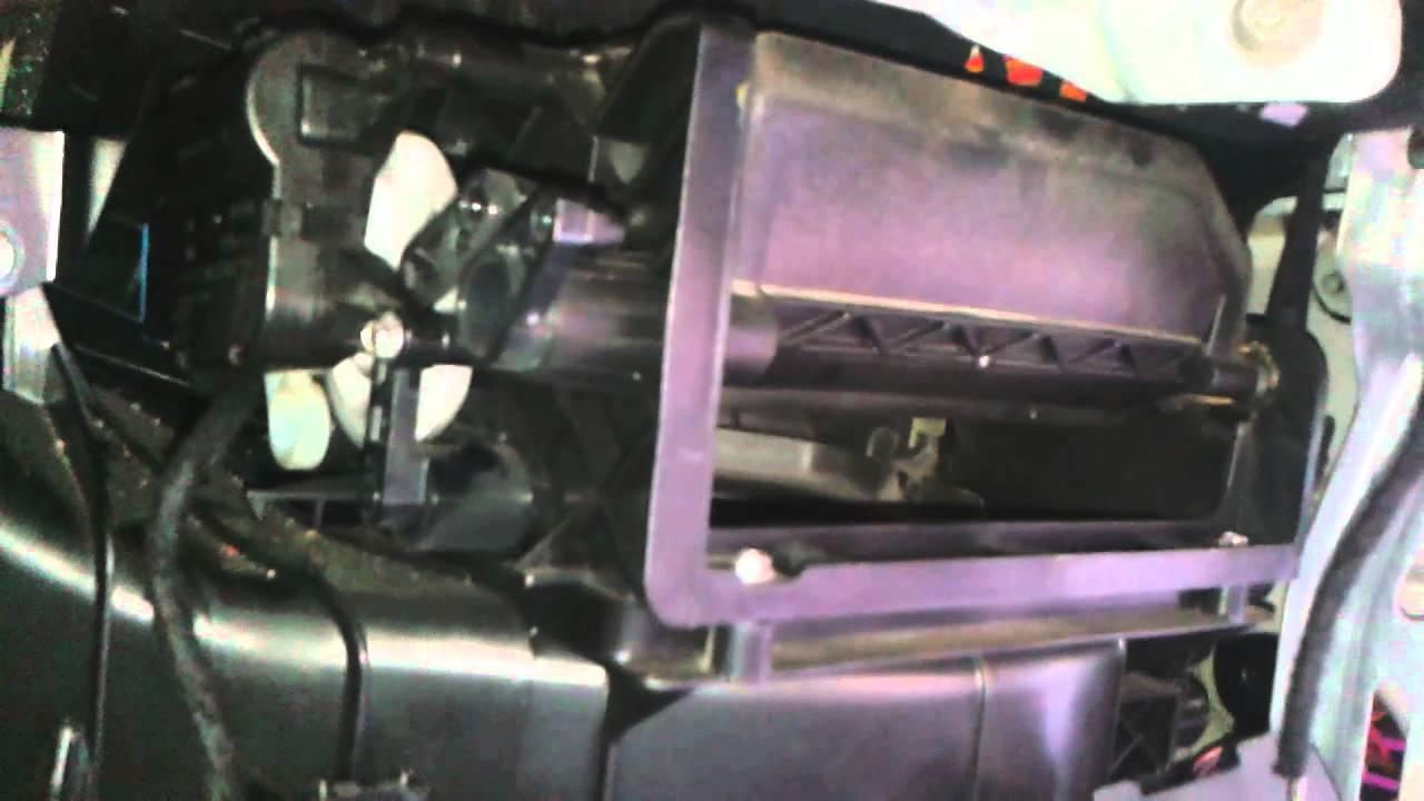 Air Recirculation Flap Positioning Motor V113 Inainte De
