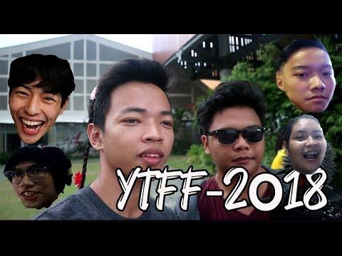 CANCER VLOG | YTFF Manila 2018 | #YTFFPH