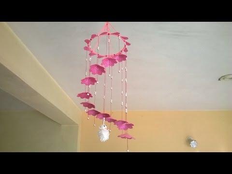 DIY Wall Hanging    Home decoration idea