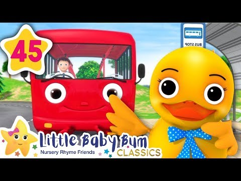 5-little-ducks-on-a-bus-|-+more-kids-songs-|-nursery-rhymes-|-little-baby-bum