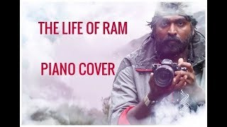 The Life of Ram - Piano cover - Jagadees #96 #The life of ram #Piano cover