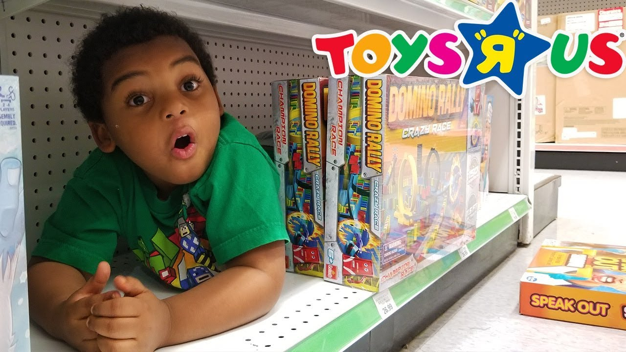 Hide N Seek In Toys R Us Zz Kids Tv Vs Goo Goo Colors