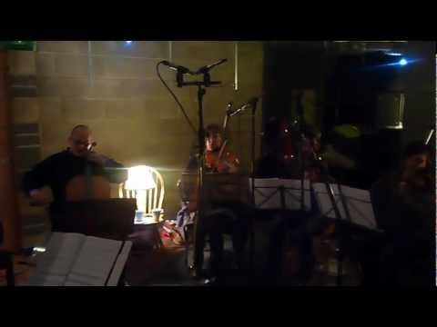 String Quartet & Piano  - The Lost Dream - The Ben Mowat String Project