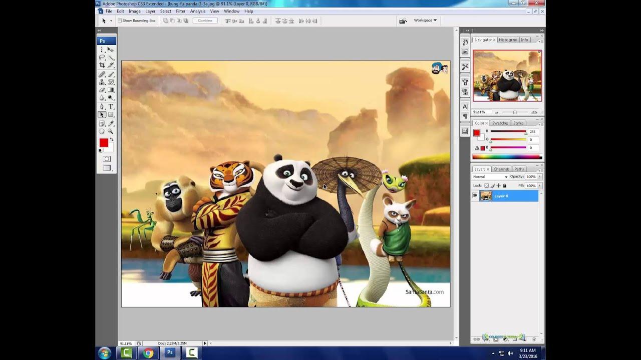 Photoshop cs3 video tutorial in urdu hindi class 16 youtube photoshop cs3 video tutorial in urdu hindi class 16 baditri Choice Image