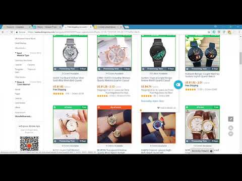 Create an eCommerce Website Using SHOPIFY - PRODUCTS TO SELL