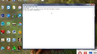 Download Video ]چگونه یک ویروس خطرناک بسازیم با نوت پت؟ MP3 3GP MP4