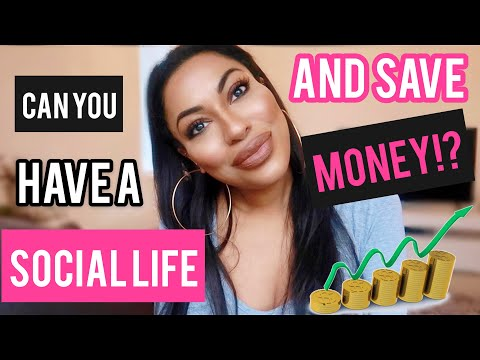 can-you-have-a-social-life-while-saving-money??-|-first-time-homeowner-advice
