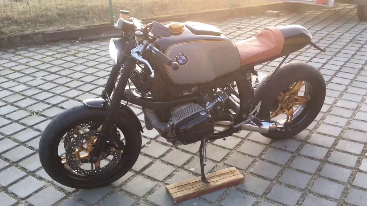 Bmw R1100s Cafe Racer Youtube