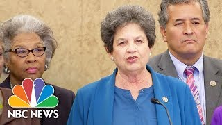 Democrats Call For Investigation Of Sexual Misconduct Against President Donald Trump | NBC News