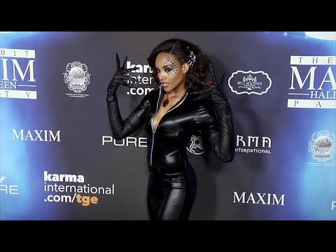 Meagan Tandy 2017 Maxim Halloween Party