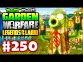 Plants vs. Zombies: Garden Warfare - Gameplay Walkthrough Part 250 - All New Costume Sets!