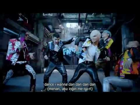 [INDO SUB & LIRIK] BIGBANG --- FANTASTIC BABY (MV HD)