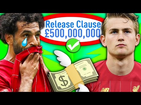 RELEASE CLAUSE ONLY CHALLENGE WITH LIVERPOOL!!! FIFA 20 Career Mode