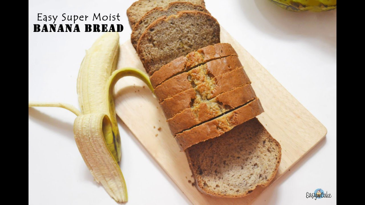 How to make moist banana bread banana bread recipes youtube how to make moist banana bread banana bread recipes forumfinder