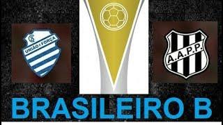 Campeonato brasileiro 2018 - Série B - PREVISÃO - 31ª Rodada - CSA X PONTE PRETA.