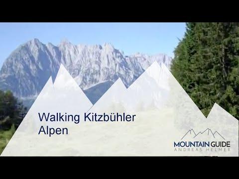 Walking Kitzbüheler Alpen - Mountainguide