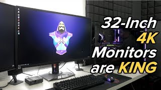 ViewSonic XG3220 Review - GLORIOUS 32-INCH 4K MONITOR